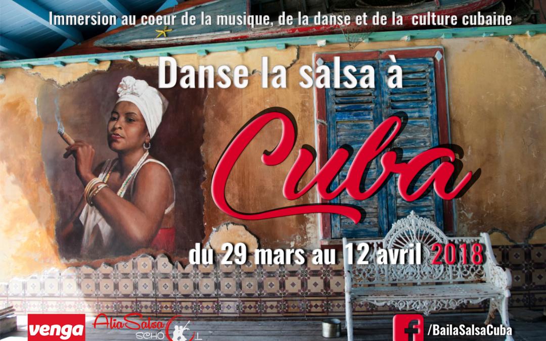 2018 – Voyage à Cuba