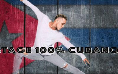 Mercredi Stage 100% Cubano Andy Varona