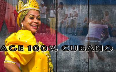 11.02.17 – Stage 100% Cubano Ismaray Chacon Aspirina